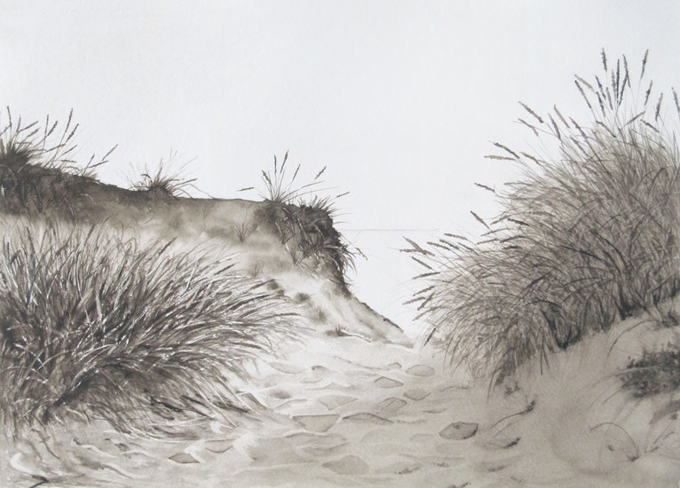 Obra De Arte >> Maret Michèle >> SEA GRASS