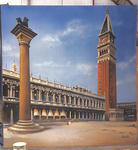 Scenic Artist And Painter - Plaza de San Marco
