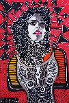 Mirit Ben-Nun - Pop Art Israel modern drawings by jewish artist Mirit Ben-Nun