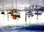 Inspirational Paintings - BRISBANE RÍO DE EDWARD CALLE