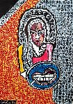 Mirit Ben-Nun - Israeli art in Israel contemporary woman artist Mirit Ben-Nun