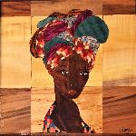 Martine Perry - Colores d-Afrique