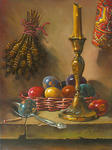 Dusan Vukovic - Pascua - decoraating huevos