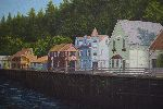 Jerry Sauls - Creek calle de Ketchikan