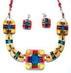 Olexandr Boyarko Art Glass Jewellery - Afrika