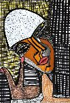 Mirit Ben-Nun - Painter from Israel modern drawings for sale by Mirit Ben-Nun