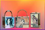 Cigar Box Purses - hadas y caballo