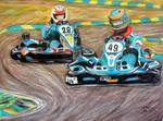 Aloyse Adam - karting