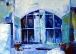 Dominique Mézières - Blue Window